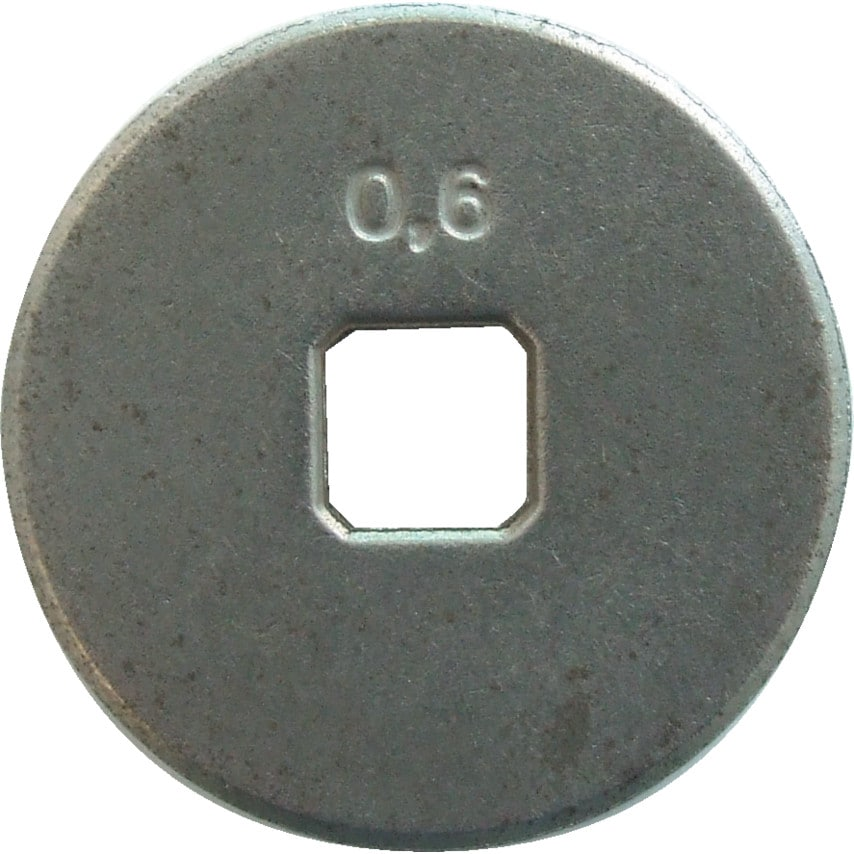 Kennedy 0.6-0.8MM Feed Roll for Lion/Tiger MIG