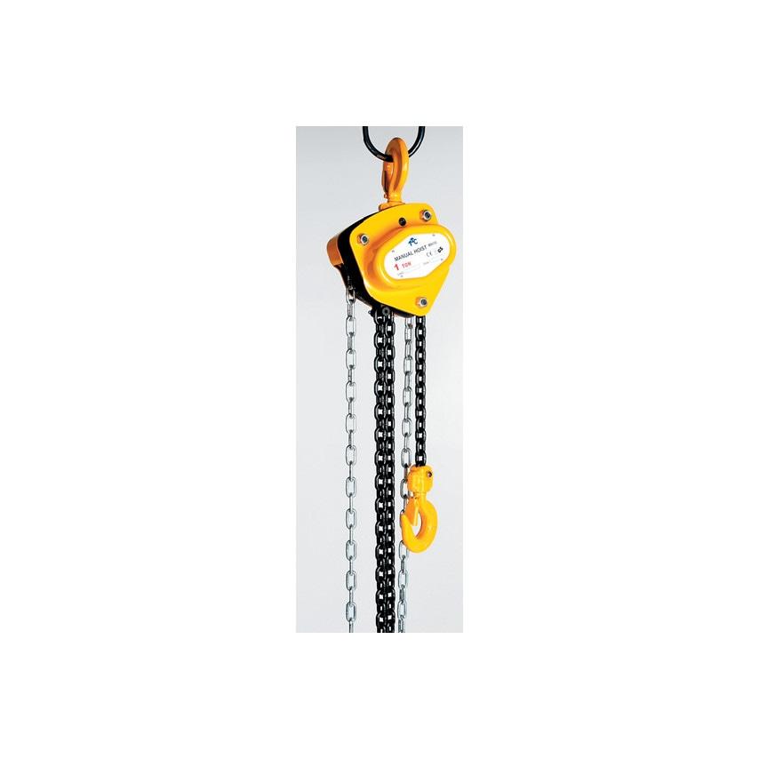 Ttc Lifting Gear Mh20//6 Manual Chain Hoist 2.0 Tonne X 6M Chain