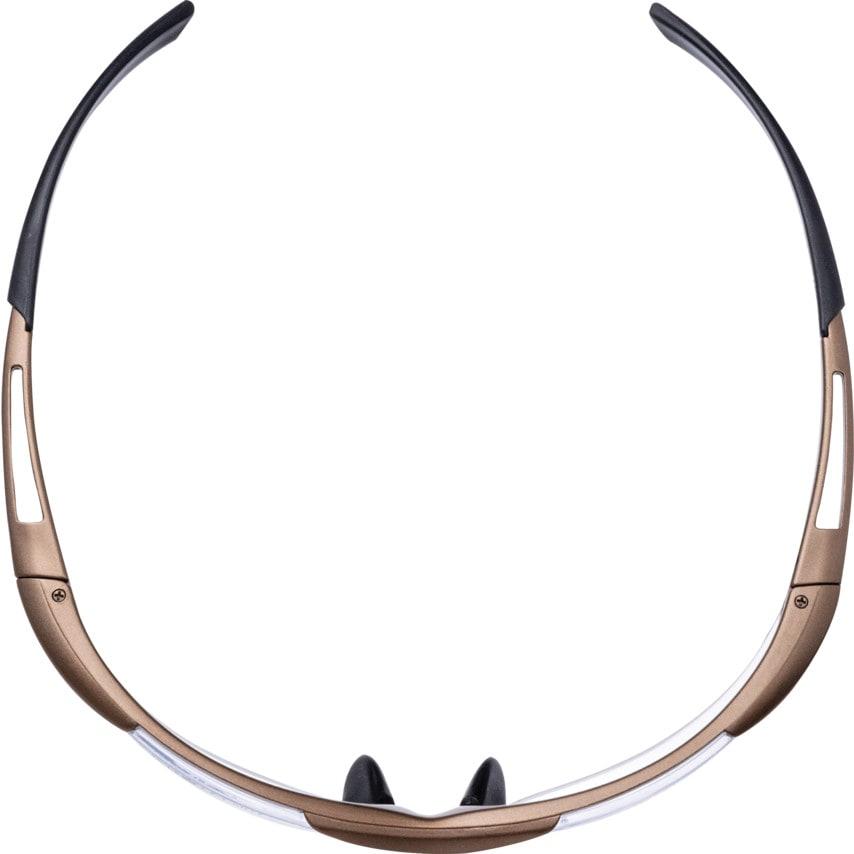 Bolle Contour Contpsi Anti-scratch/Anti-fog Clear Lens Spectacles